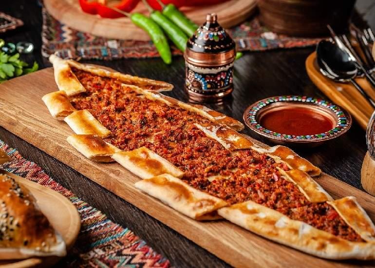 Турецкая лепешка пиде: как приготовить дома