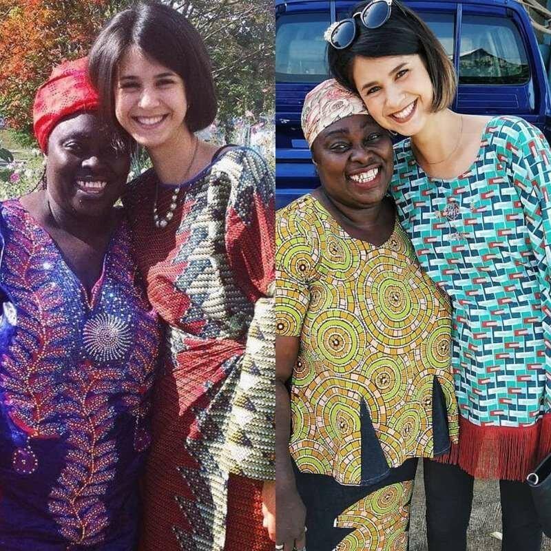 Знакомство с родителями Любовь, африка, в мире, история, люди, нигерия, отношения