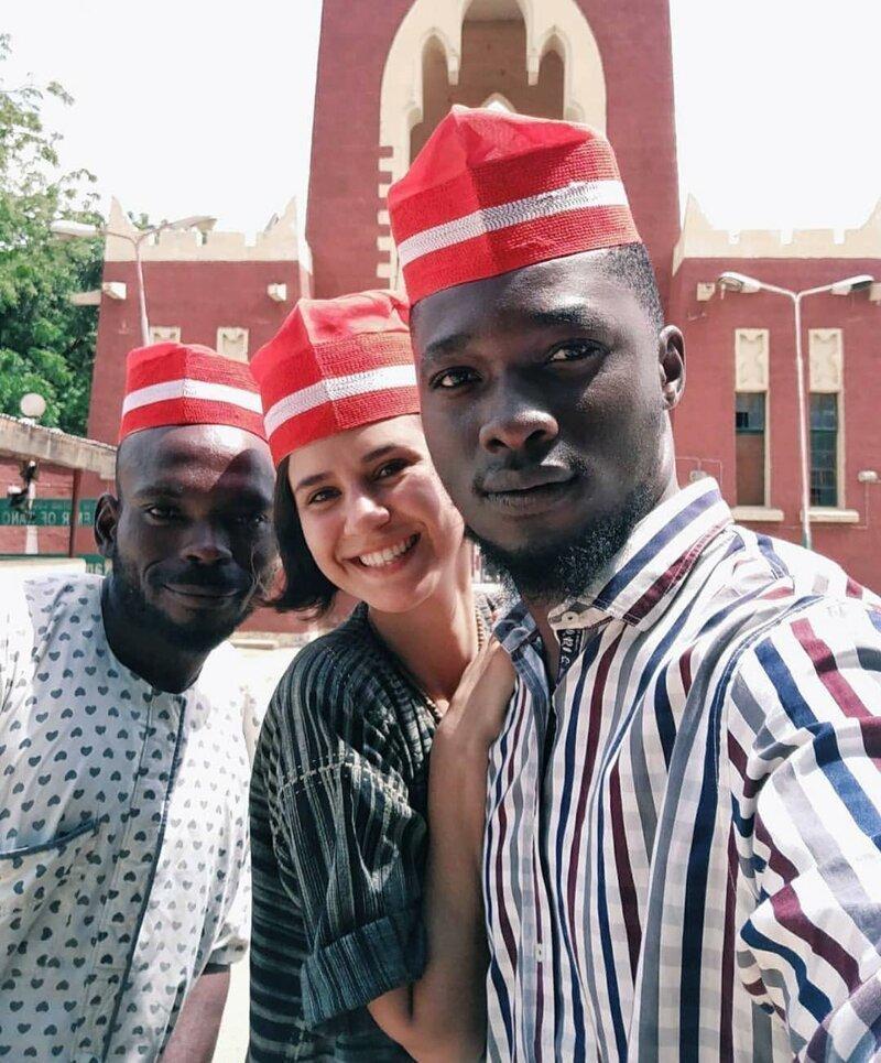 Переезд в Нигерию Любовь, африка, в мире, история, люди, нигерия, отношения