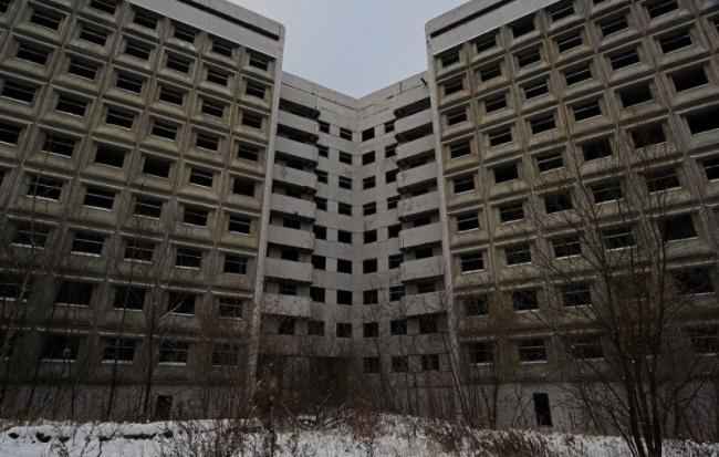 10 самых жутких заброшенных мест в России
