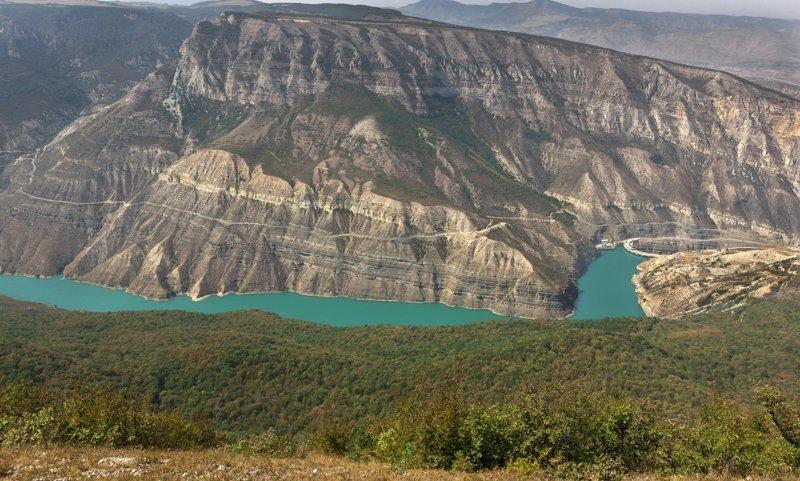 Круче, чем Великий каньон - Сулакский каньон