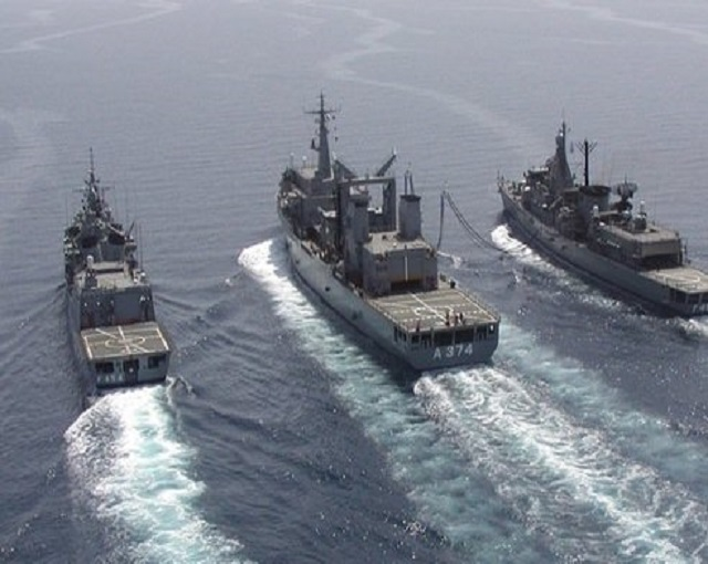 Что творили корабли НАТО и Грузии в Черном море новости,события