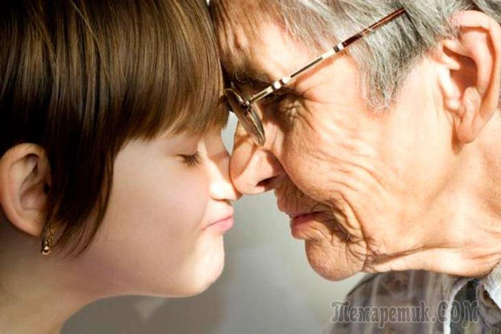Пост бесконечной любви к нашим дорогим бабушкам
