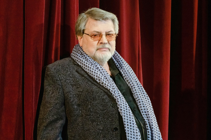 Александр Ширвиндт покинул пост худрука Театра Сатиры