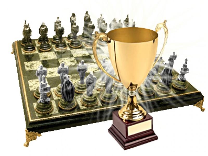 шуточное поздравление с победой в соревнованиях по шахматам выбрать
