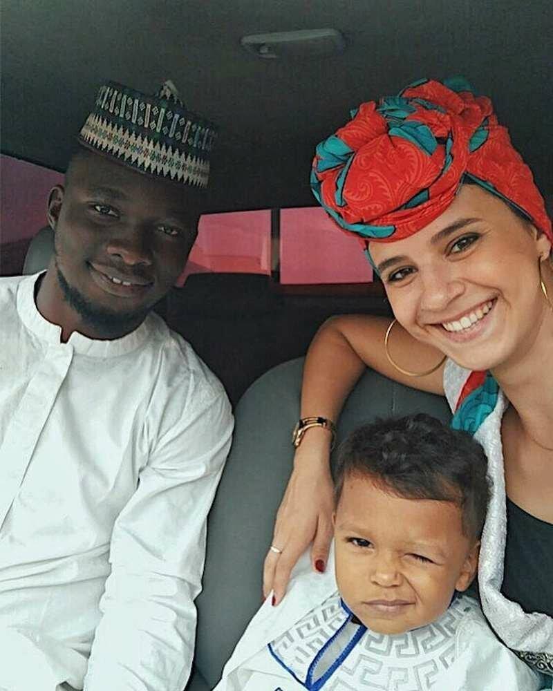Местные устои Любовь, африка, в мире, история, люди, нигерия, отношения