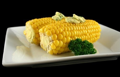 Нежная вареная кукуруза с сахаром - рецепт пошаговый с фото