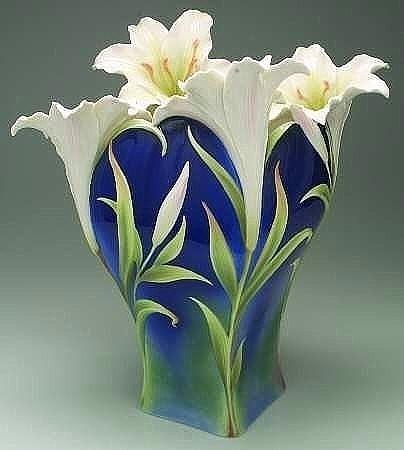 Волшебные вазочки