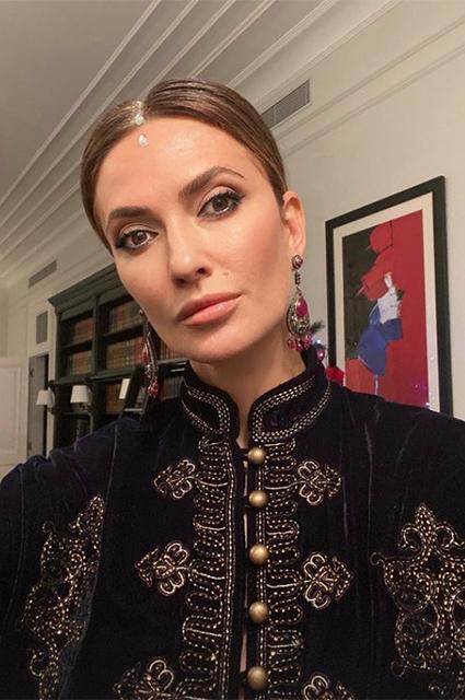 Светлана Бондарчук отпраздновала день рождения в стиле индийского диско с Рудковской, Шеляговой и другими Светская жизнь