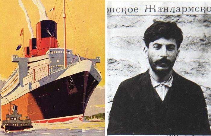 Как молодой революционер Иосиф Сталин стал морским пиратом и грабителем