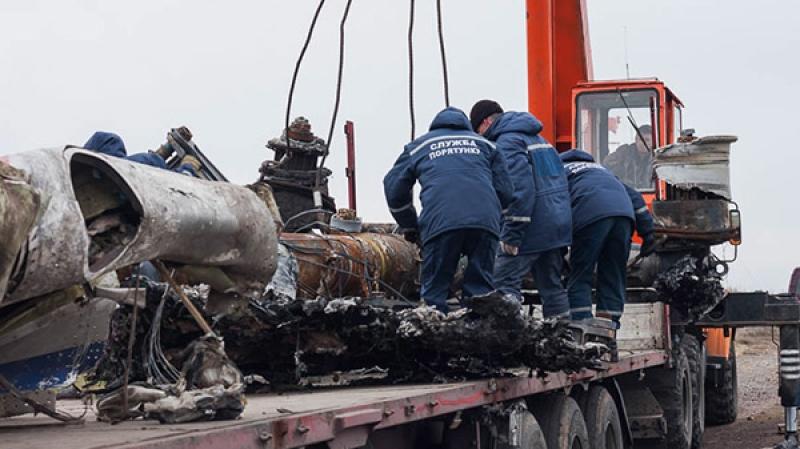 Трамп взялся за MH17: как пр…