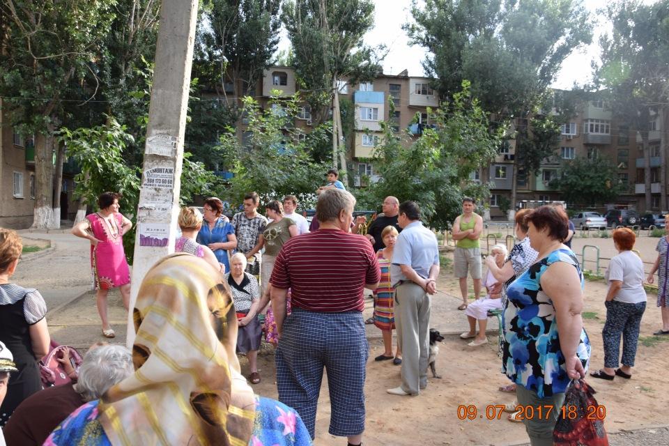 6-й микрорайон Астрахани. Пр…