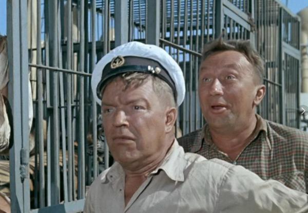 Звёздные актёры, снявшиеся в кинокомедии «Полосатый рейс». Как сложилась их судьба.