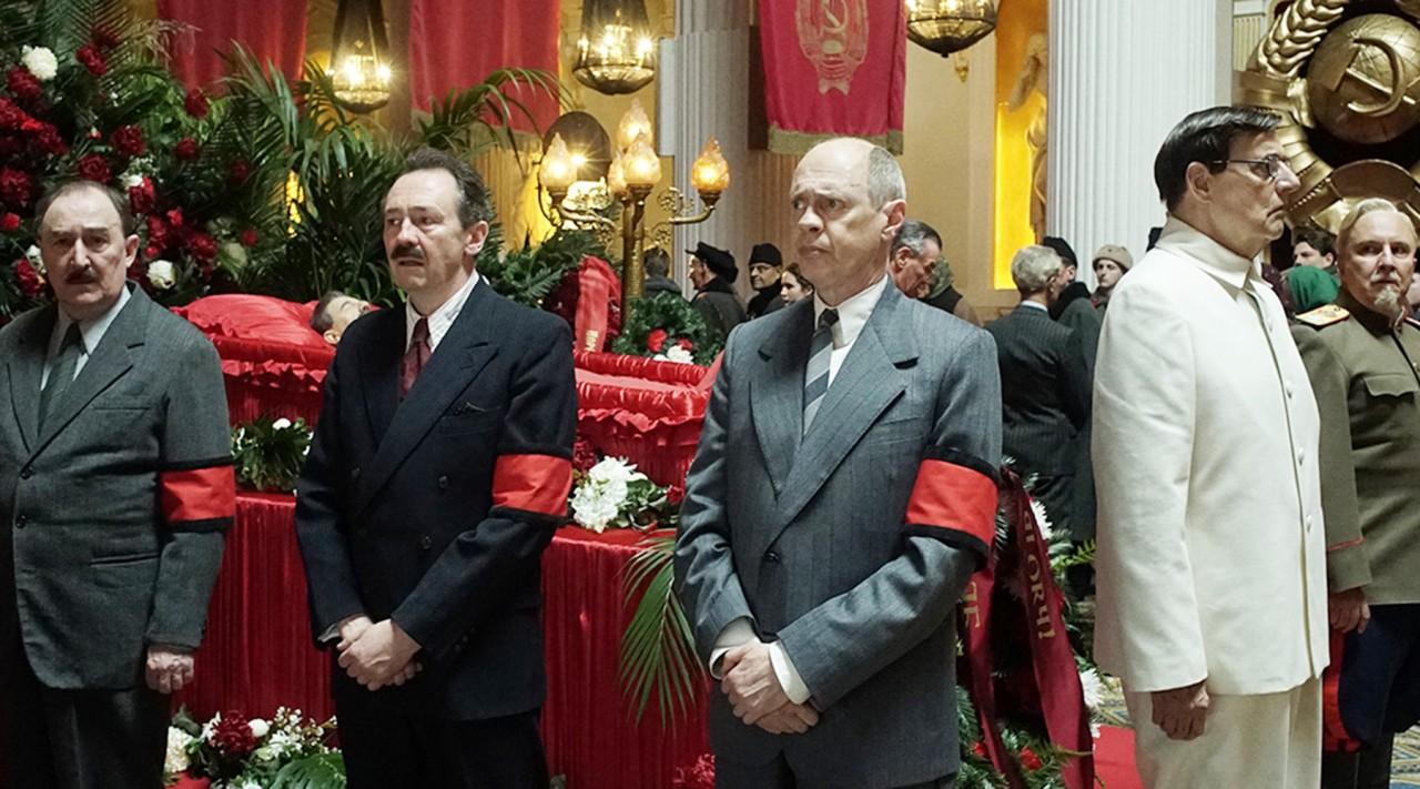 Смех сквозь слёзы: в прокат выходит чёрная комедия «Смерть Сталина»