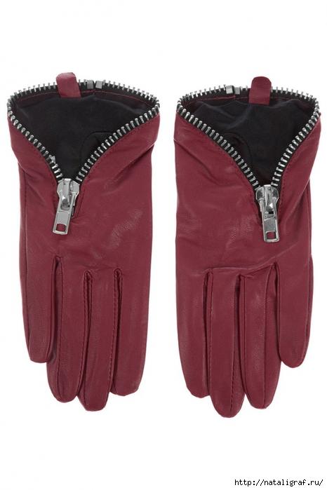 Они такие разные… Модные переделки перчаток аксессуары,вдохновляемся