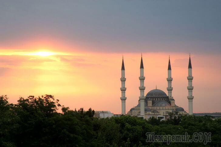 Туркменистан-страна с большим туристическим потенциалом