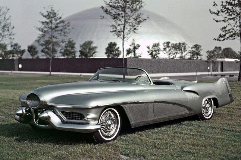 GM LeSabre авто, автодизайн, автомобили, аэродинамика, дизайн, обтекаемость, самолет