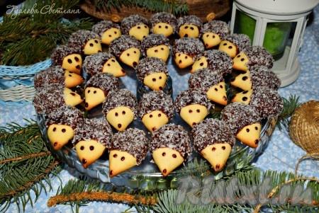 Красивые, забавные, песочные печенюшки ждут всех к чаепитию!