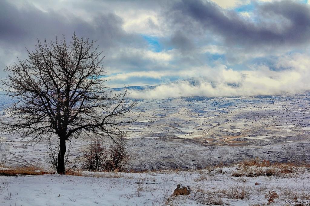 А этот снег из Турции