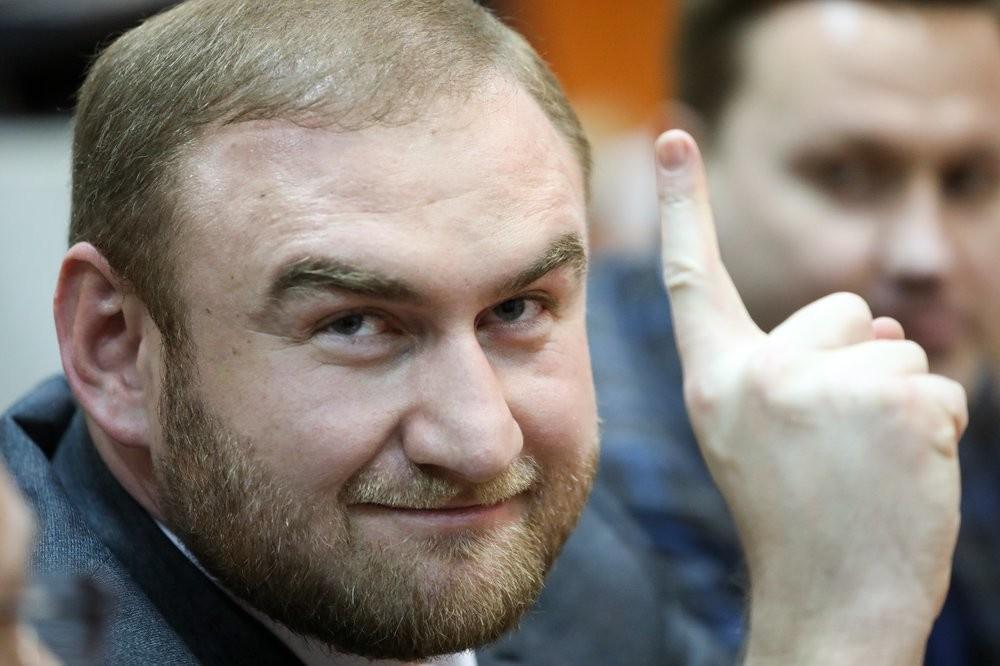 Арестованный сенатор Арашуков оказался круче крымского референдума