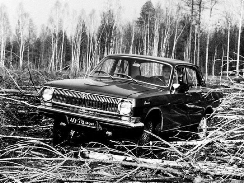 ГАЗ-24-95 — история непризна…