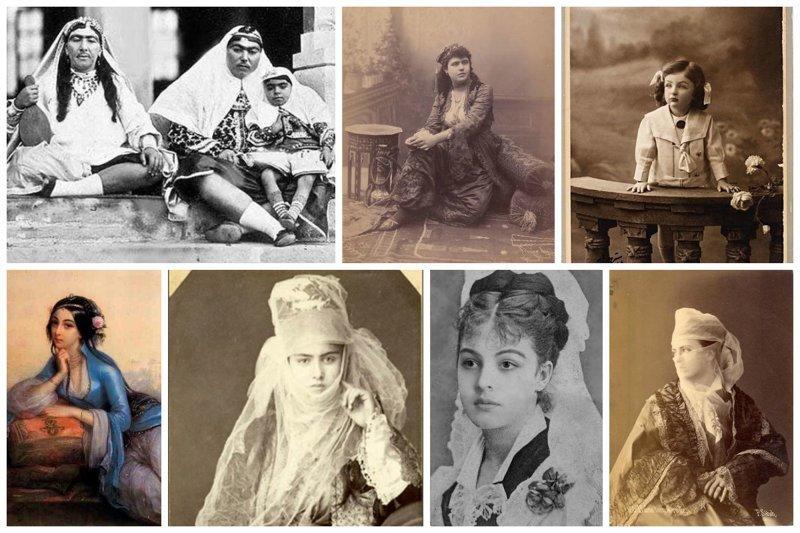 Как на самом деле выглядели женщины в  гаремах