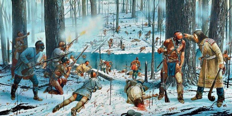 3. Битва при Литтл Бигхорн — крупнейшее поражение армии США в войнах с индейцами америка, индейцы, история, мифы, сша
