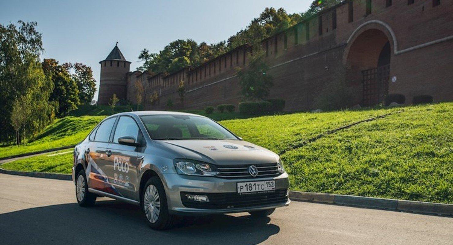 Лифтбек Volkswagen Polo в комплектации Football Edition — обзор Автомобили