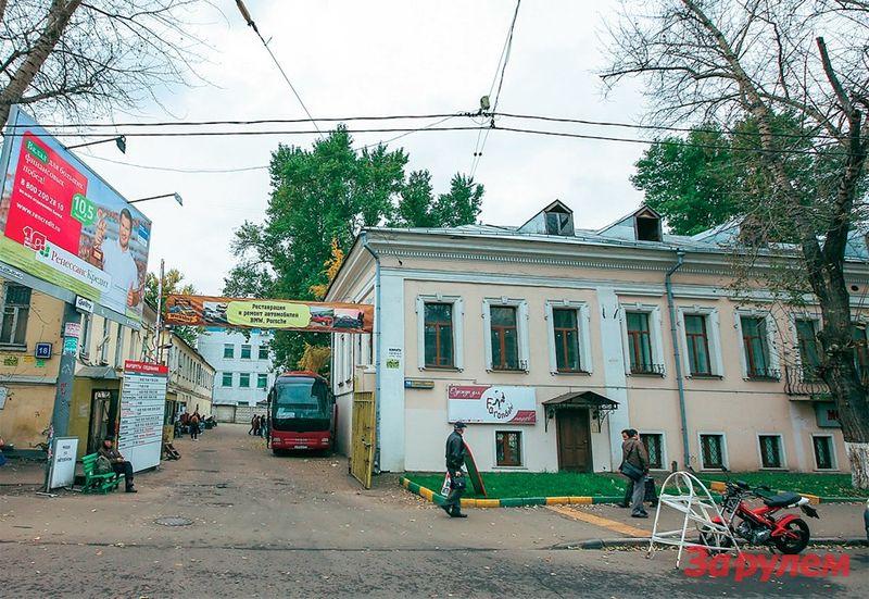 Последам московского автопрома: от«Бромлей» до«Москвича» авто,автомобиль