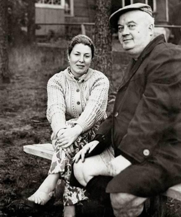 Евгений и Наталья Моргуновы: такая простая, такая сложная любовь