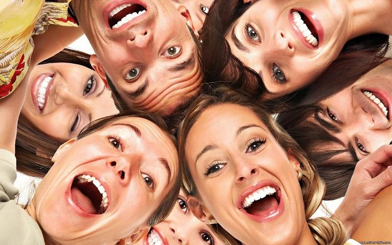 Удивительные факты о смехе интересное,смех,факты