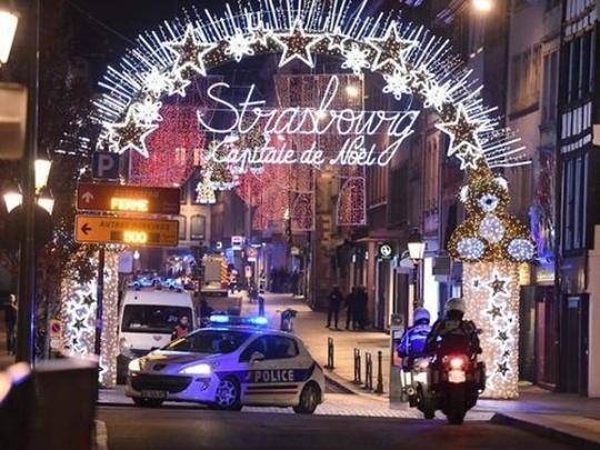 Макрон, Страсбург, Ротшильды: что скрывается за кровавым терактом во Франции?