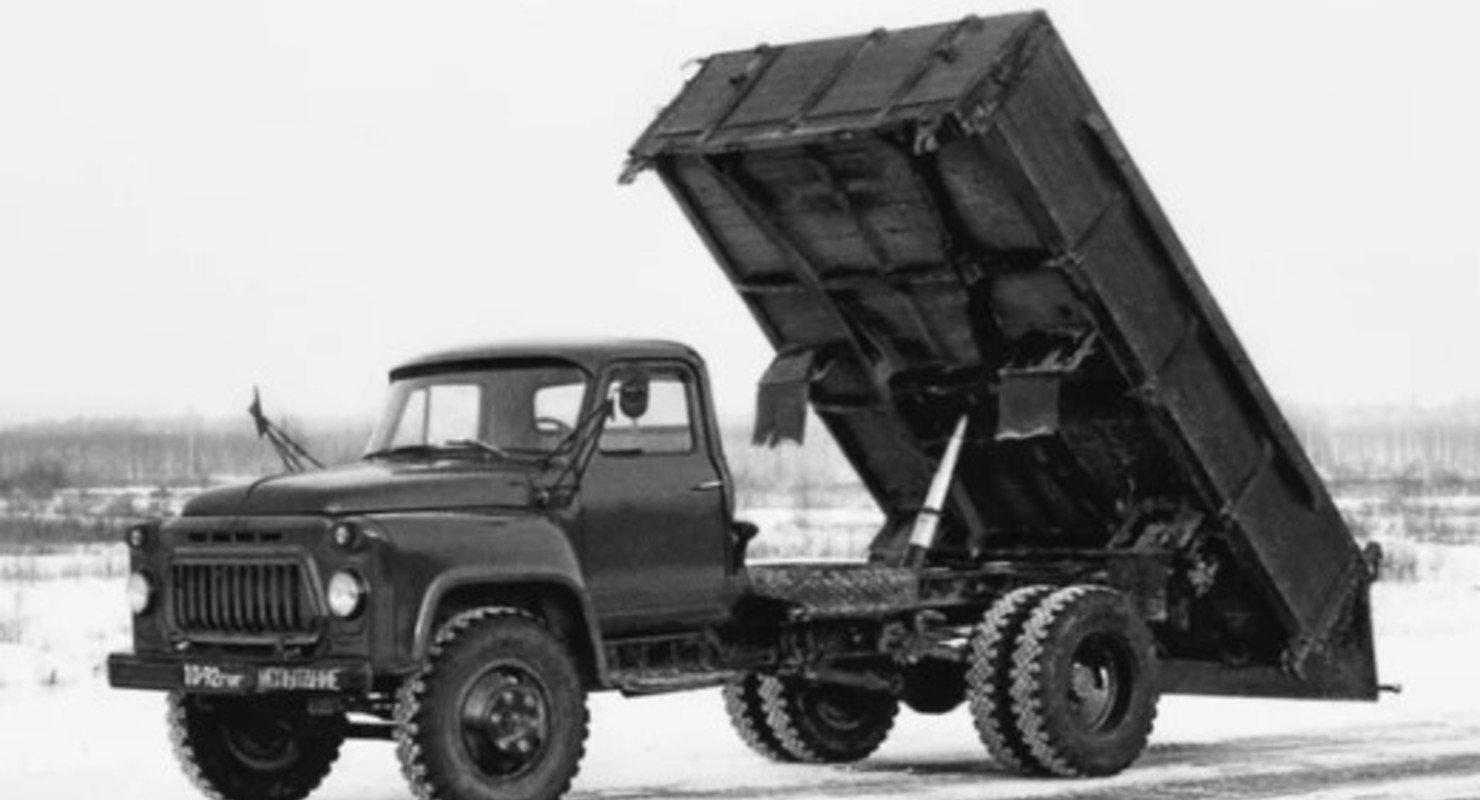 ГАЗ САЗ 53: самосвал, который использовали по всему Советскому Союзу Автомобили