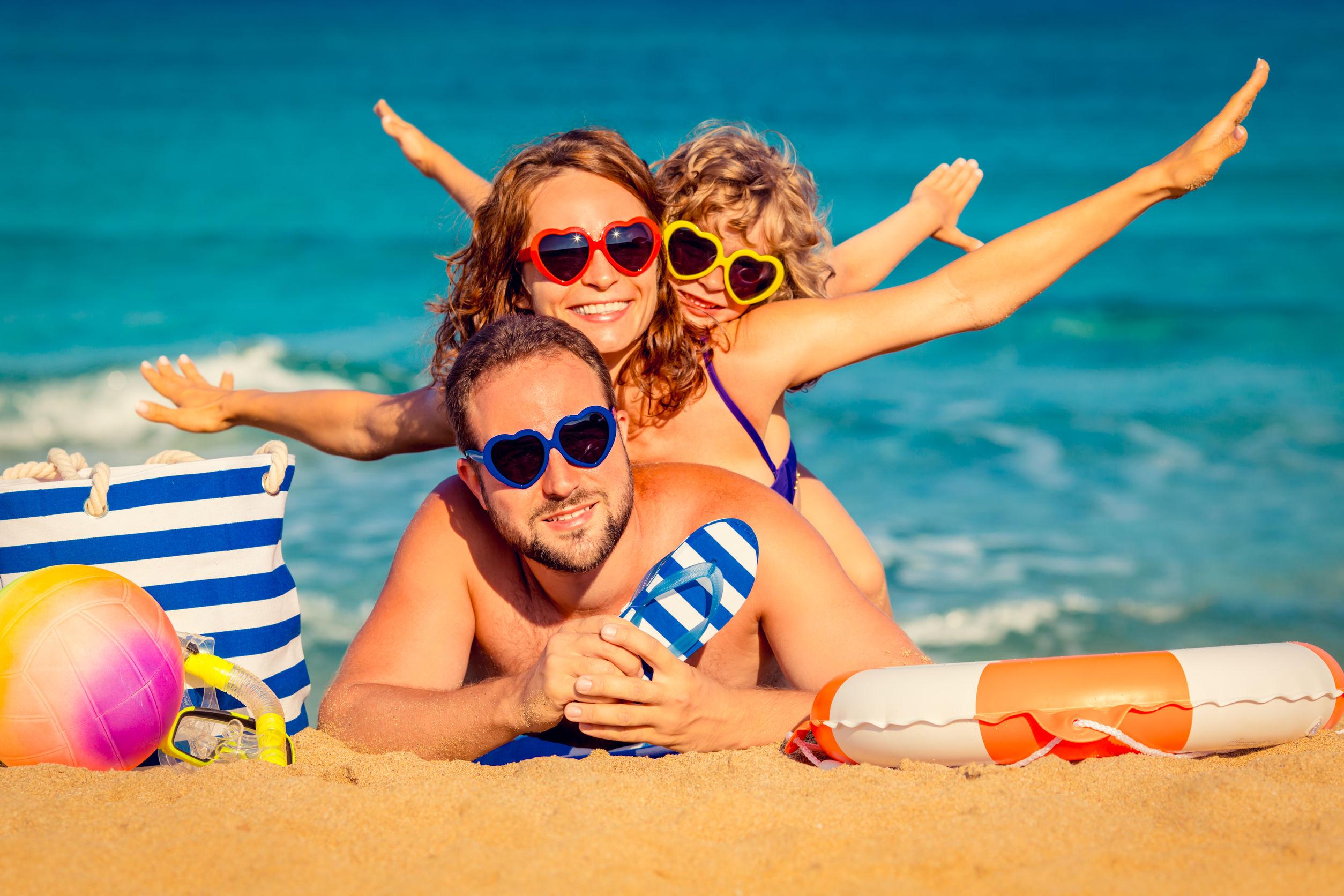 пляжный отдых фотографий предприимчивые люди решили