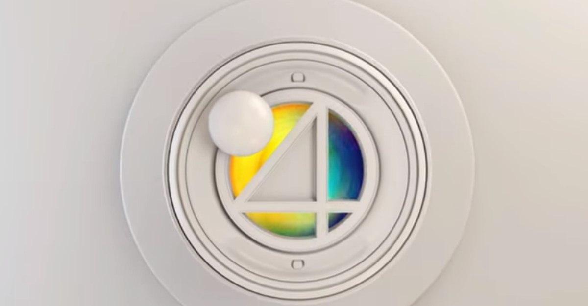Теперь на ТНТ4 шутит даже новый логотип
