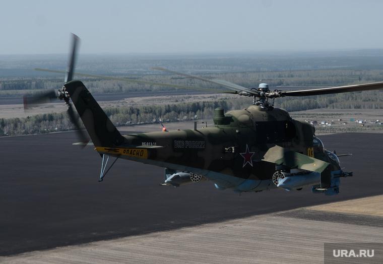 Армения посмертно наградит погибших пилотов российского Ми-24