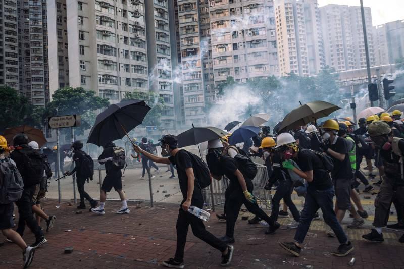 Майдан по-китайски. Подавит ли Пекин бунт в Гонконге?