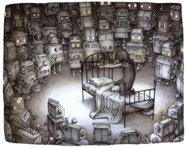 Социальные эксперименты, которые больше похожи на страшный сон