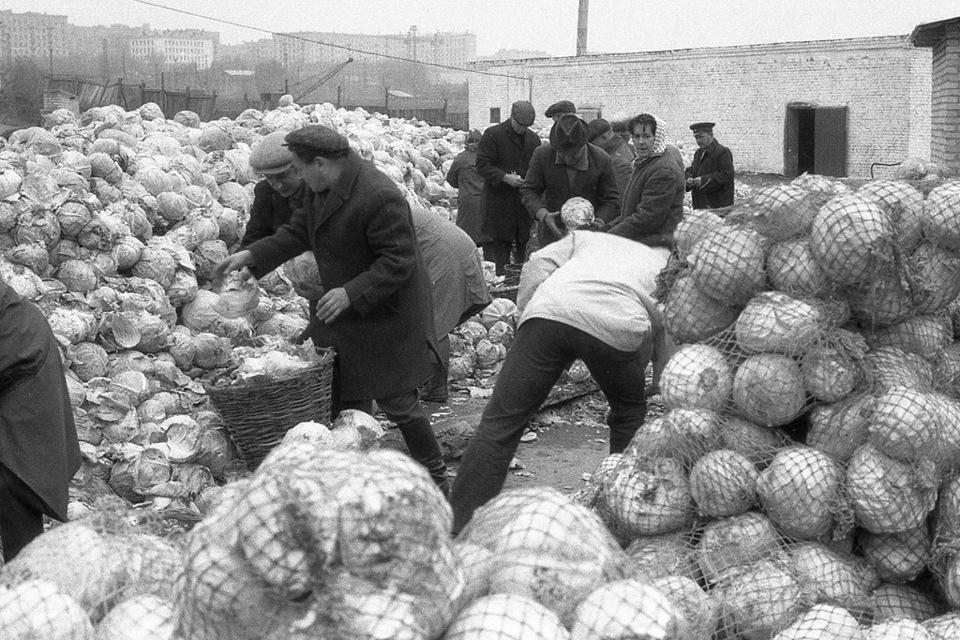 Десять фактов о жизни в СССР.