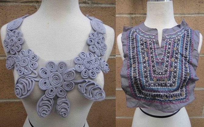 Интересные идеи для модниц и рукодельниц