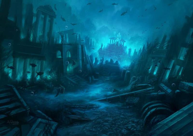 6. Упадок атлантида, факт, цивилизация