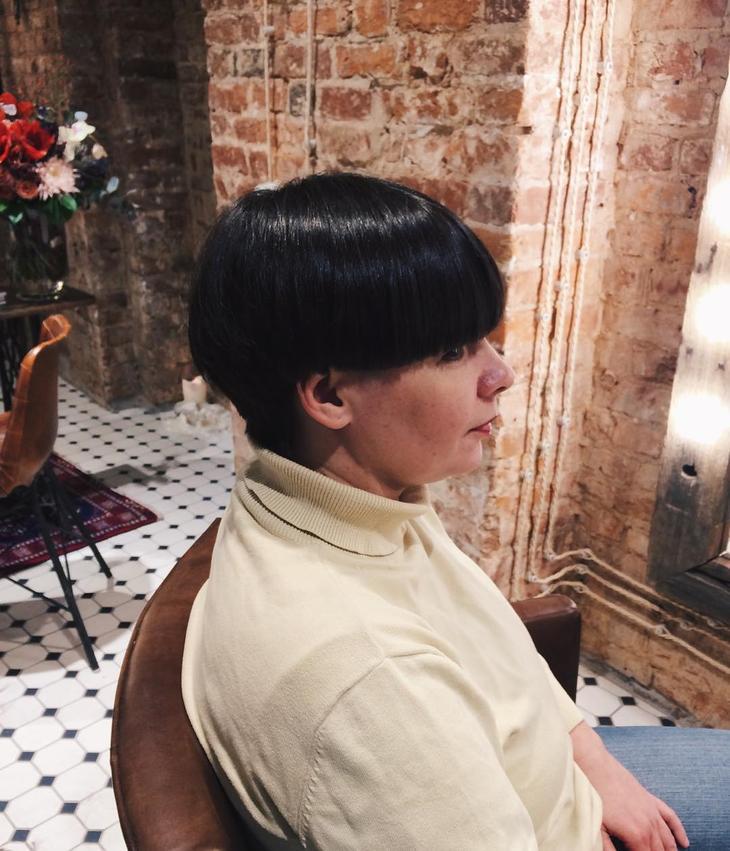 стрижки после 40 лет на разную длину волос фото 2