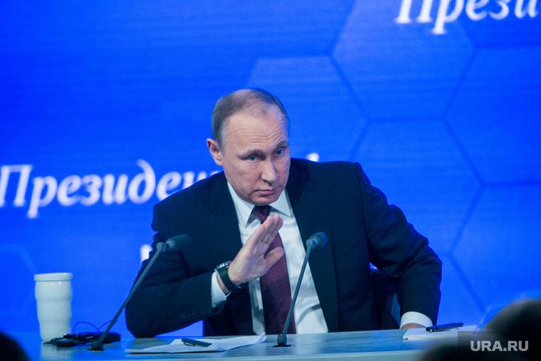 Путин пойдет на последний срок