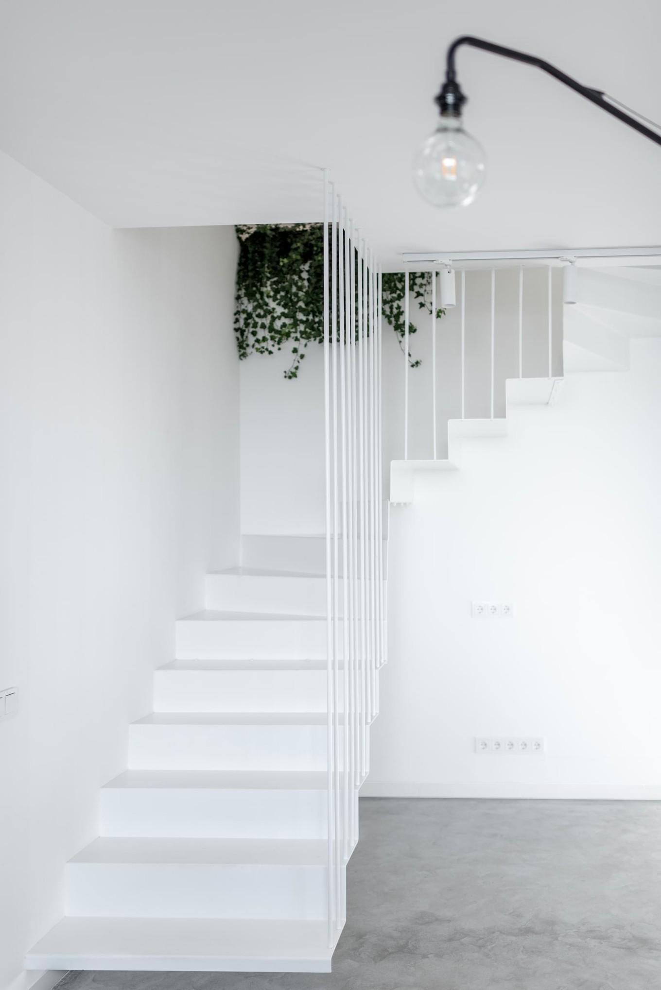 Интерьер двухуровневая квартира во Львове интерьер