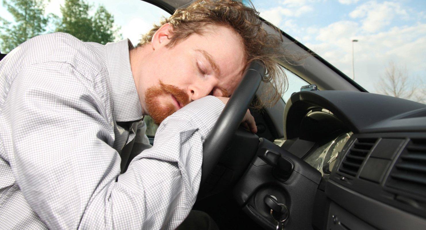 Автомобилистам рассказали, как бороться с усталостью за рулём Автомобили
