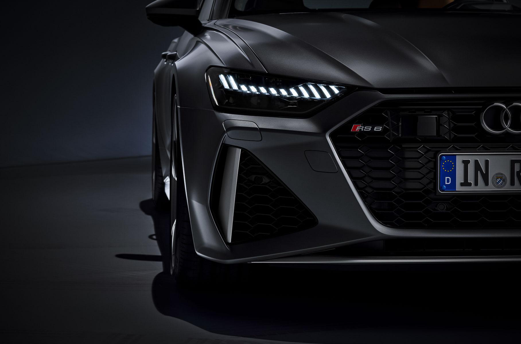 Audi назвала рублевые цены RS 6 Avant и RS 7 Sportback Новости