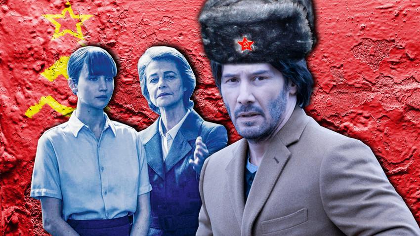 Четыре излюбленных приёма Голливуда для создания образа современной России