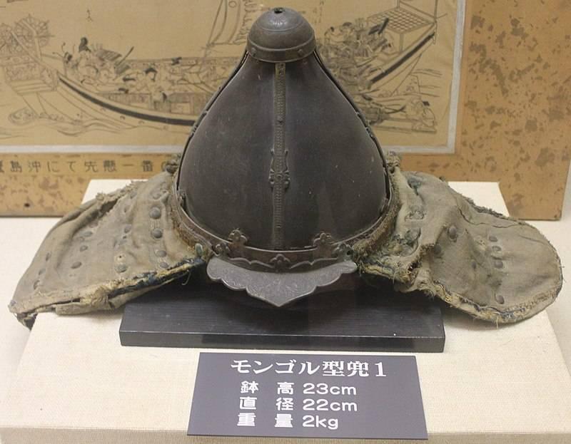 Японцы о монгольском вторжении