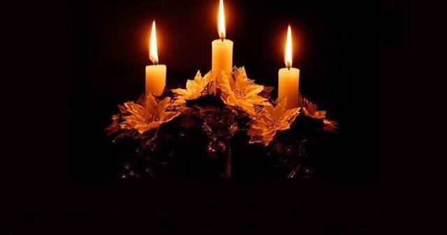 Очищение дома с помощью свечи