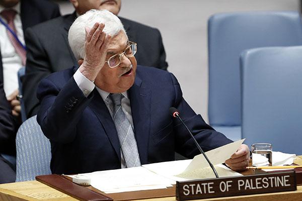 Лидер Палестины назвал посла США в Израиле «собачьим сыном»
